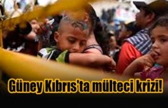 Güney Kıbrıs'ta mülteci krizi!