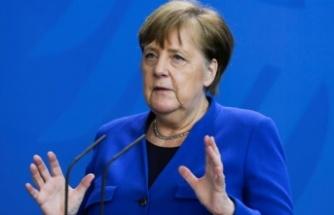 Merkel'den kritik corona virüs uyarısı!