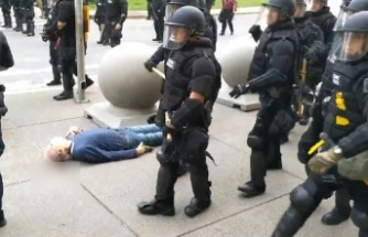 ABD'de polis şiddeti bitmiyor