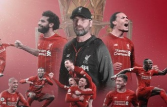 Premier Lig'de şampiyon Liverpool!