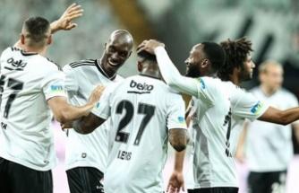 En başarılı ekip Beşiktaş