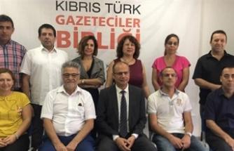 """Gazeteciler Birliği'nden BRT yönetimine """"Akit"""" uyarısı"""