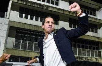 ABD, Guaido'ya desteğini yineledi