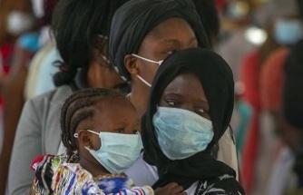Afrika'da Kovid-19 nedeniyle hayatını kaybedenlerin sayısı 20 bini aştı