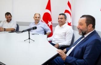 """Denktaş: """"Kıbrıs Türkü'nün özgüvenini arttıracağız"""""""