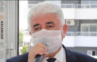 Hatay Milletvekili'nin coronavirüs testi pozitif çıktı