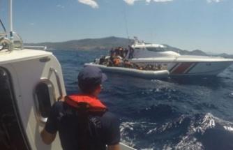 Türk teknesine, Yunanistan deniz unsurları tarafından ateş açıldı iddası
