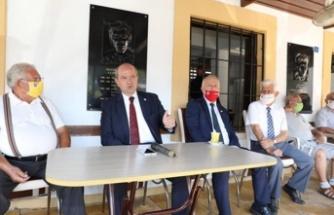 Başbakan Tatar, Sönmezliler Ocaği'nı ziyaret etti