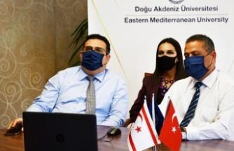 DAÜ mezunu Shahab Anbarjafari'den 3 öğrenciye burs desteği