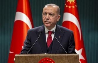 Erdoğan, Aliyev'le görüştü, Türkiye tüm imkanlarıyla Azarbaycan'lı kardeşler'inin yanındadır