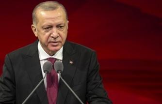 Erdoğan: Türkiye'nin şantaja boyun eğmeyeceği anlaşılmıştır