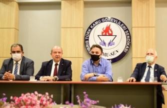 Tatar: Türkiye federal çözüm umudu kalmadığını resmen ortaya koymuştur