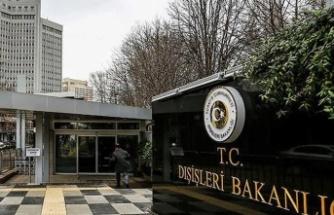 TC. Dışişleri Bakanlığı: Türkiye'nin Azerbaycan'a desteği tamdır