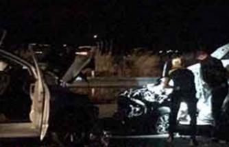 Alayköy - Yılmaz köy kavşağı'nda ölümlü kaza
