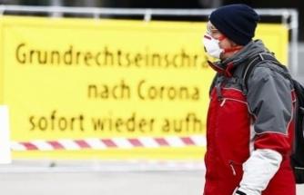 Almanya'da korona vaka sayısı 18 bin 681'e yükseldi