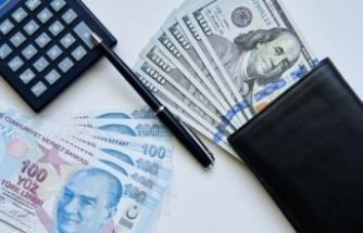 Dolar/TL yükselişte, borsada düşüş yüzde 1'i aştı