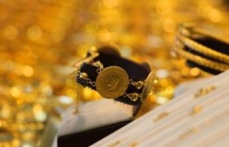 Gram altın artışla 484 lira seviyelerinde işlem görüyor