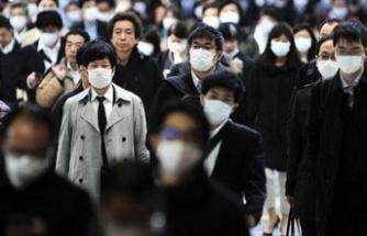 Japonya'da iş bulma oranı son 7 yılın en düşük seviyesinde