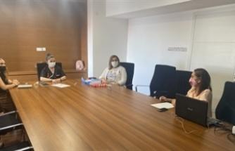 KTAMS kadınlara yönelik etkinlik gerçekleştirildi