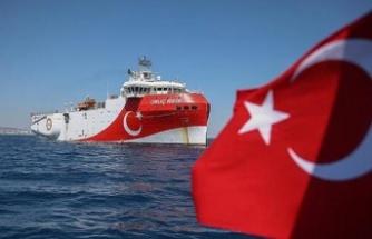 TC Dışişleri: Oruç Reis gemimizin faaliyetlerini yürüttüğü saha ülkemizin kıta sahanlığı dahilinde bulunmaktadır