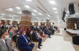 Tc Diyanet İşleri Başkanı Erbaş, Kktc'de Görev Yapan Din Görevlileriyle Bir Araya Geldi