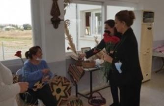 Antik Mağusa Vakfı'nın geliştirdiği proje ve TİKA'nın işbirliğinde Serdarlı Belediyesi bölgesindeki kadınların kooparatifleşmesi için ilk adım atıldı