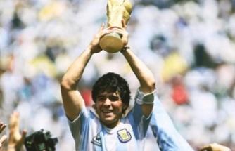 Ünlü Futbolcu Maradona'nın Kariyeri