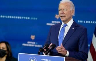 Biden ilk kez konuştu: İran'ın nükleer silahlara sahip olmasına izin veremeyiz