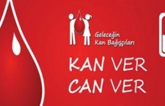 Gönüllüler kan bağışı şöleni cumartesi günü yapılıyor