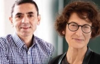 Prof. Dr. Uğur Şahin ve eşi Dr. Özlem Türeci ABD basınında