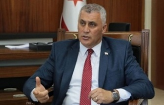 Amcaoğlu: KGS'nin 20 Şubat'ta yapılmasının planlandığını söyledi