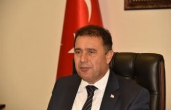 Başbakan Saner'in acı günü