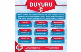 Girne Belediye Hijyen Ve Gıda Güvenliği Denetimlerini Artırdı