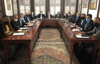 Kıbrıs Türk Belediyeler Birliği Genel Kurul toplantısı bugün gerçekleştirildi