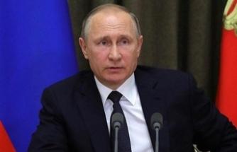Putin, Biden'ı tebrik etti
