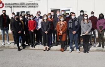 UKÜ Tıp Fakültesi tarafından COVİD-19 temalı etkinlik düzenlendi