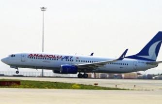 Anadolujet'ten KKTC uçuşlarına özel yüzde 30 indirimli kampanya
