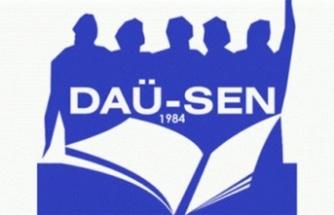 DAÜ-SEN: Bazı üniversiteler daha fazla kazanç için toplum sağlığını tehlikeye atıyor
