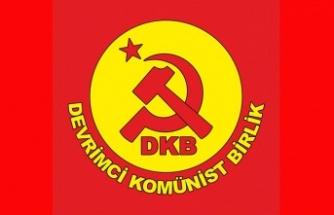 Devrimci Komünist Birlik: Özgür bir ifade özgürlüğü için önce özgür bir ülke