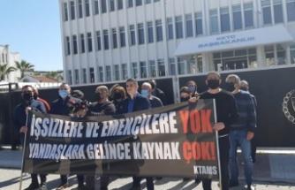 KTAMS, hükümetin kararlarını ve uygulamalarını protesto etti