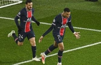 Mbappe, Messi'nin unvanını elinden aldı