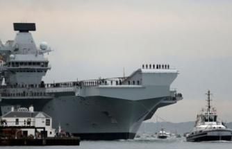 Bir İngiliz savaş gemisi mayısta Karadeniz'e geçiş için Türkiye'ye bildirimde bulundu