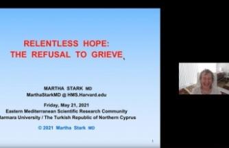 DAÜ Bilimsel Araştırma Topluluğu, Dünyaca Ünlü Psikiyatrist  Dr. Martha Stark'ı ağırladı
