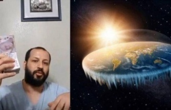 Dünyanın Küre olduğunu ispatlayana 50 bin TL para ödülü