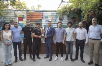 ARUCAD, Anka Spor Derneği şampiyonluk sevincini kutladı
