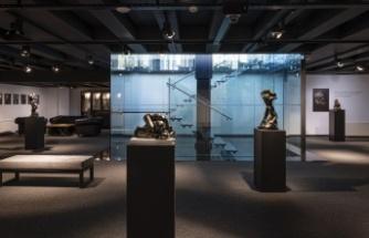 Heykelin Büyük Ustası Auguste Rodin'in Eserleri  The Arkın Rodin Collection Gallery'de