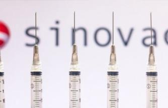 İki doz Sinovac yüzde 83,5 etkili