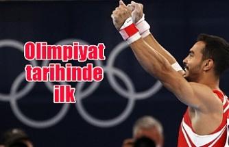Olimpiyat tarihinde ilk