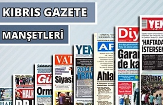 27 Ekim 2021 Çarşamba Gazete Manşetleri