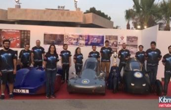 """""""Ada"""" Takımı Elektromobil 2019 Yarışması"""